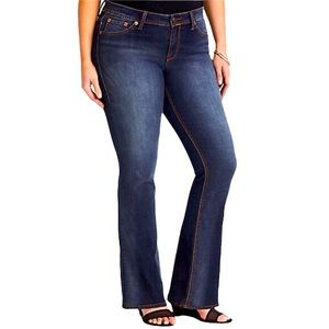 Torrid Source of Wisdom Bootcut Jeans
